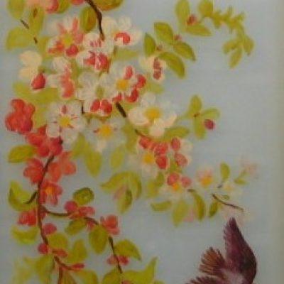 LDBTH:212 - Apple Blossom and Birds