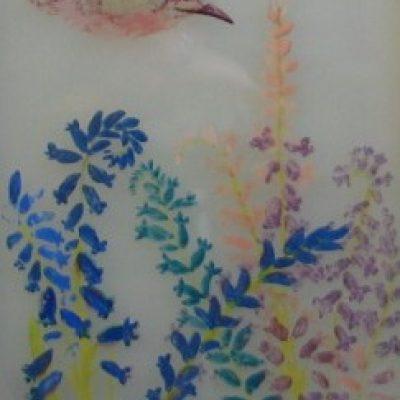 LDBTH:214 - Bluebells and Bird