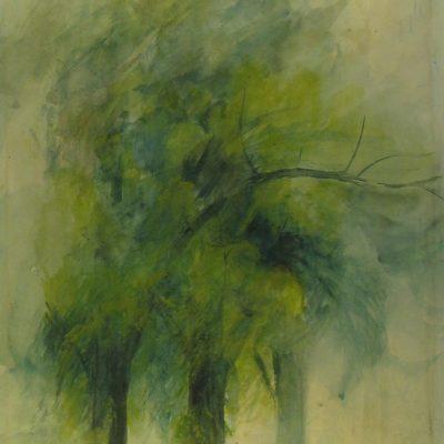 LDBTH:24 - Trees in Brockwell Park