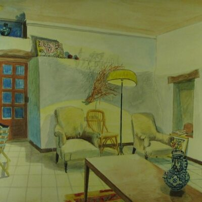 LDBTH:25 - Interior Scene