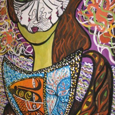LDBTH:251 - Woman with Shield