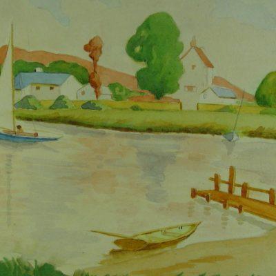 LDBTH:26 - Yachting Scene