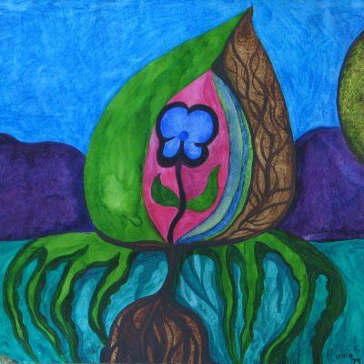 LDBTH:263 - Imaginery Flower