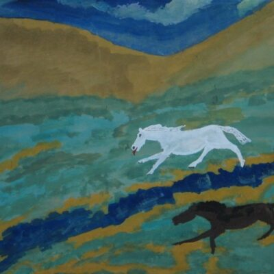 LDBTH:282 - Two Horses