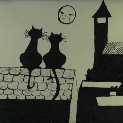 LDBTH:3 - Two Cats