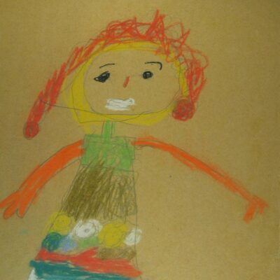 LDBTH:347 - Little Girl
