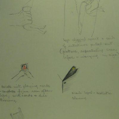 LDBTH:355 - Legs Chopped Apart, etc.