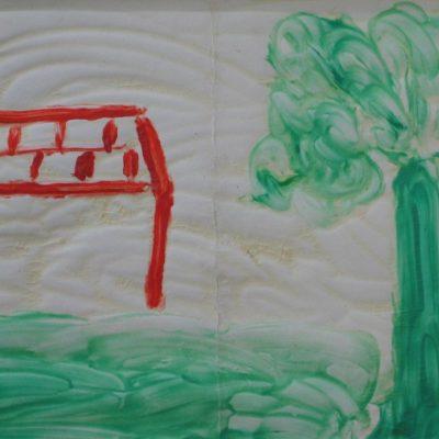 LDBTH:397 - Roof and Tree