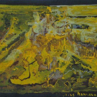 LDBTH:414 - Yellow Abstract