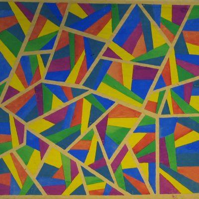 LDBTH:417 - Geometric Painting
