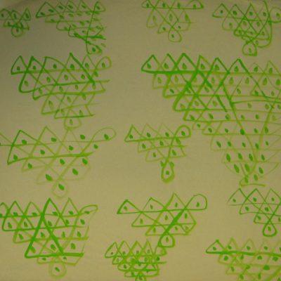 LDBTH:424 - Green Triangles