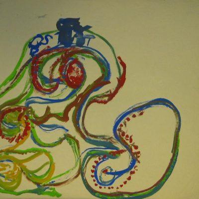 LDBTH:425 - Swirling Pattern