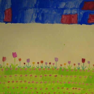 LDBTH:430 - Flower Garden