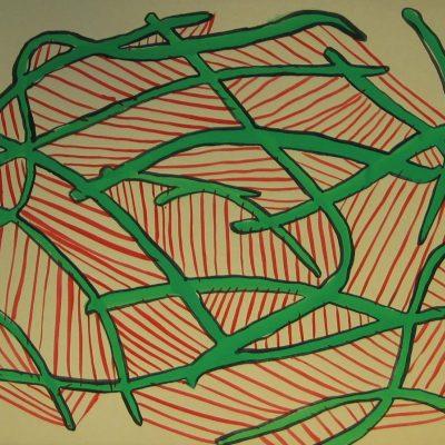 LDBTH:432 - Green Stalks