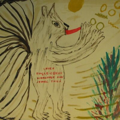 LDBTH:437 - Chief Eagle Bear