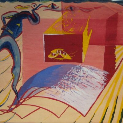 LDBTH:442 - Red Box and Splash