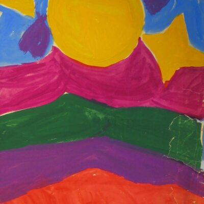 LDBTH:448 - Large Yellow Sun