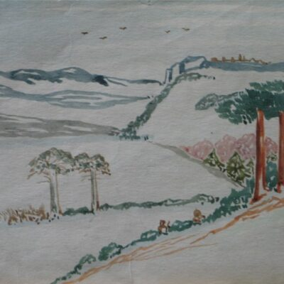 LDBTH:451 - Undulating Landscape