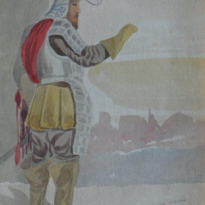 LDBTH:456 - Roundhead Soldier