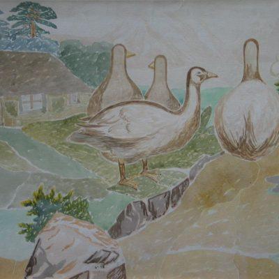 LDBTH:466 - Geese