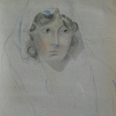 LDBTH:494 - Portrait of a Lady