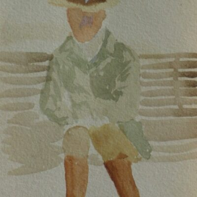 LDBTH:497 - Man in Hat and Boots