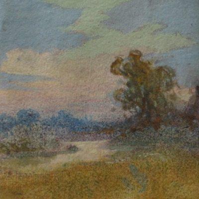 LDBTH:499 - Lake in Landscape
