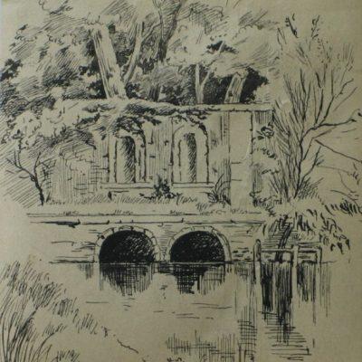 LDBTH:501 - Bridge over a River