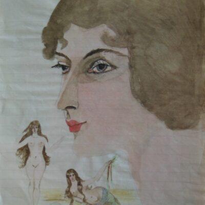 LDBTH:522 - Female Nude Series V