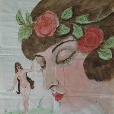 LDBTH:523 - Female Nude Series VI