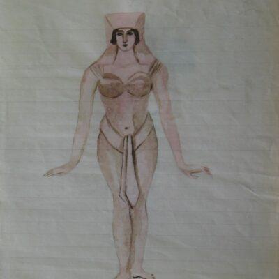 LDBTH:524 - Female Nude Series VII