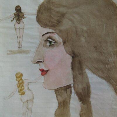 LDBTH:526 - Female Nude Series IX