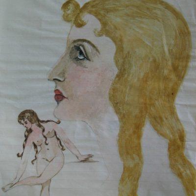LDBTH:528 - Female Nude Series XI