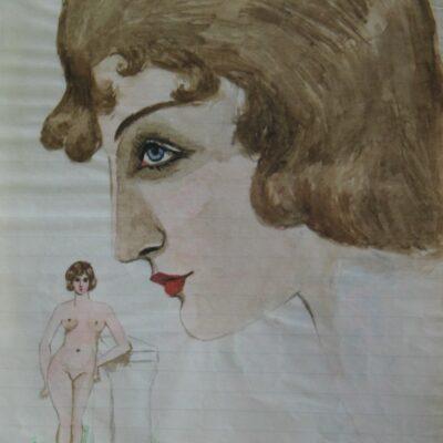 LDBTH:529 - Female Nude Series XII