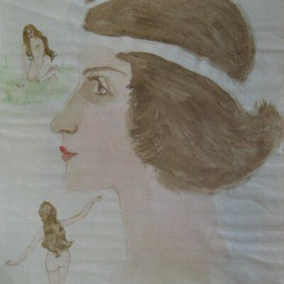 LDBTH:530 - Female Nude Series XIII