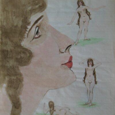 LDBTH:531 - Female Nude Series XIV