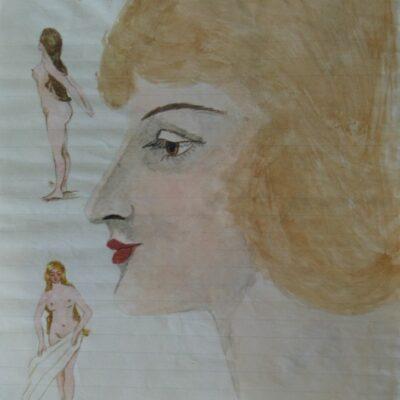 LDBTH:532 - Female Nude Series XV