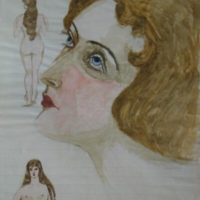 LDBTH:533 - Female Nude Series XVI