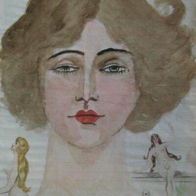LDBTH:535 - Female Nude Series XVIII