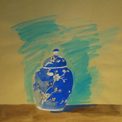 LDBTH:559 - Oriental Vase