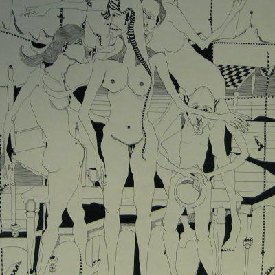LDBTH:562 - Psychadelic Nudes