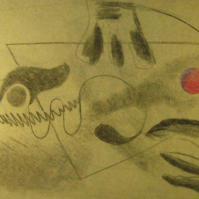 LDBTH:577 - Charcoal Sketch VI