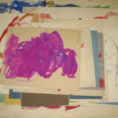 Folder of Works artwork by  Anna & Susan