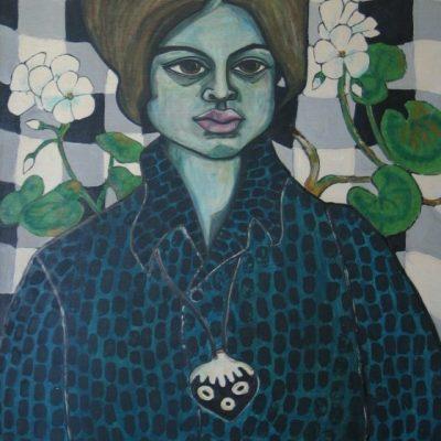 LDBTH:592 - Portrait of Daughter