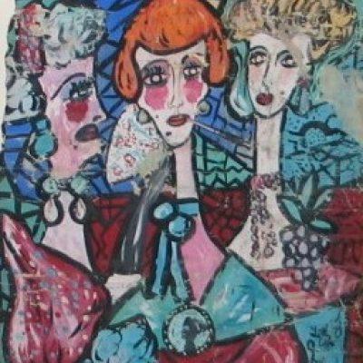 LDBTH:63 - Three Maiden Aunts