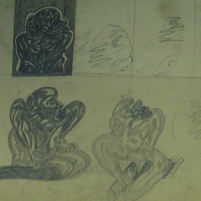 LDBTH:65 - Deformed Negroid Figures