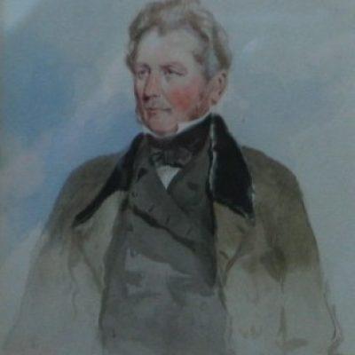 LDBTH:749 - Portrait of Thomas Carter