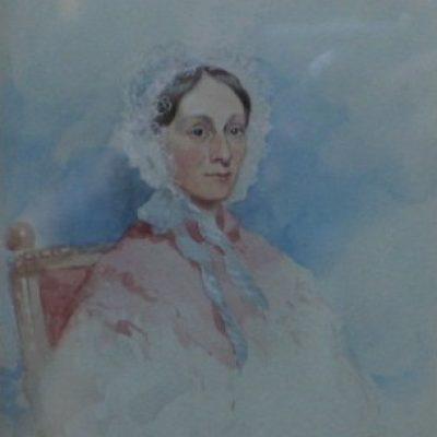 LDBTH:750 - Portrait of Elizabeth Carter