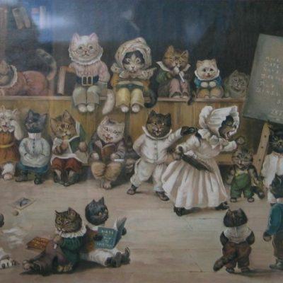LDBTH:776 - Mrs Tabitha's Cats' Academy