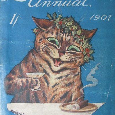 LDBTH:777 - Louis Wain's Annual 1907